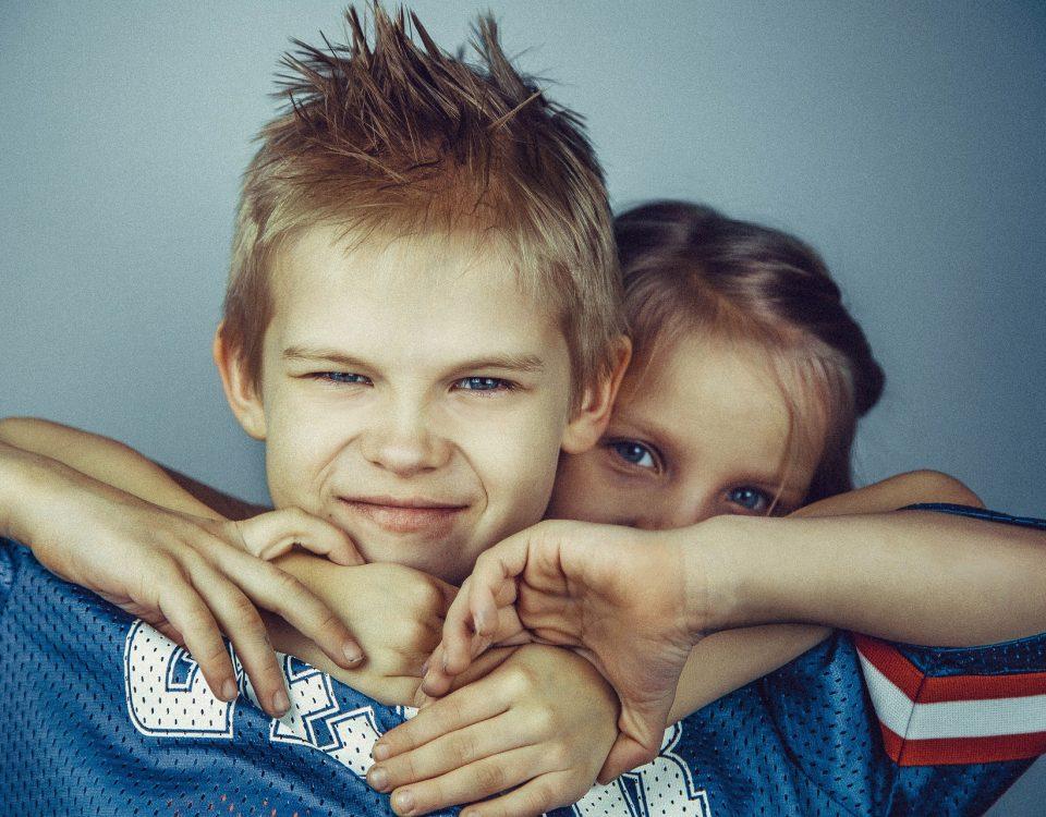 Fratelli di bambini disabili